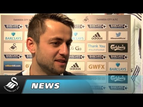 Swans TV - Reaction: Fabianski on Manchester United