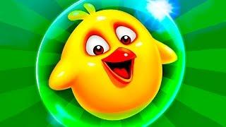 Приключения Ам Няма #2 в СКАЗКЕ - Грибная страна - веселая игра про мультфильм для детей #ПУРУМЧАТА