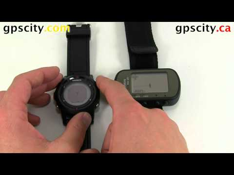 Garmin fenix vs the Garmin foretrex an Outdoor GPS Watch Comparison