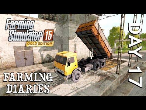 Farming Simulator 2015 | Gold Edition Diaries | Day Seventeen
