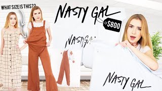 I Spent Too Much $$$ on Nasty Gal.. AND IT WAS WORTH IT!!