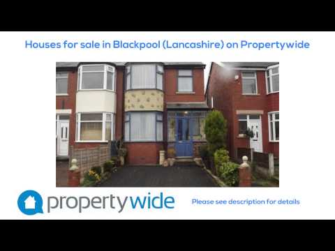 Houses for sale in Blackpool (Lancashire) on Propertywide