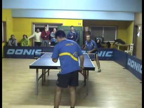 T�vola de Castel�es de Cepeda 4 Novelense B 2  - Carlos Fagundes 3 Vitor Silva 1  segundo set