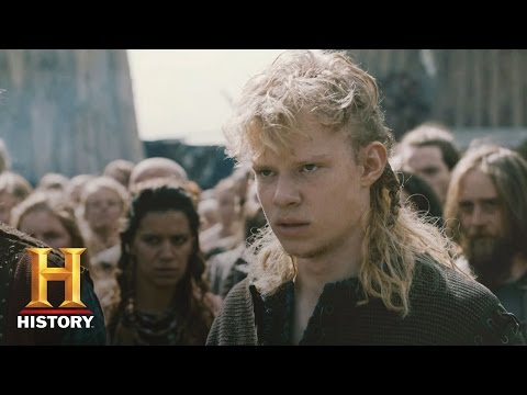 media history channel vikings theme song