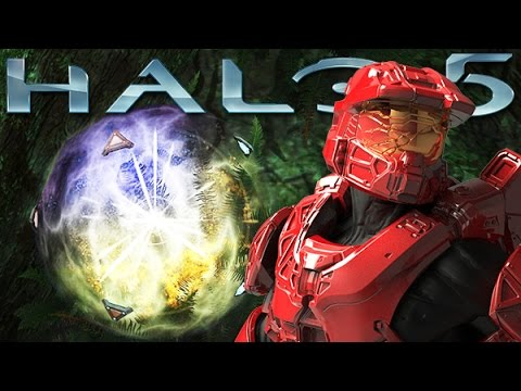 Power Ups Return in Halo 5: Guardians!