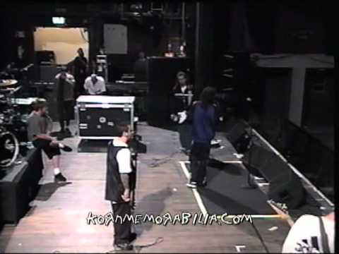 KoRn Lost, Kunt, and Mr. Rogers Live 1996 Rare Extended Footage