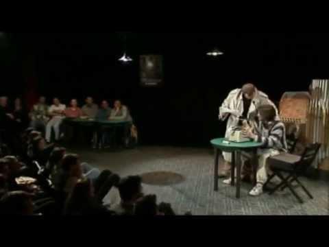 Theatre (spectacle entier) Modéle déposé Benoit Poelvoorde