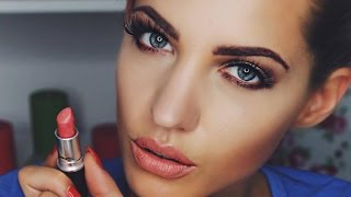 FAVORITE MAKEUP TUTORIAL ♡ Sarah Nowak