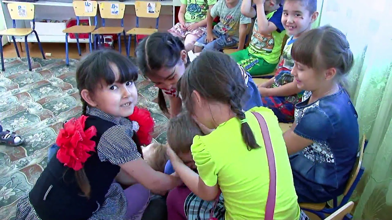 Открытие детского сада родничок