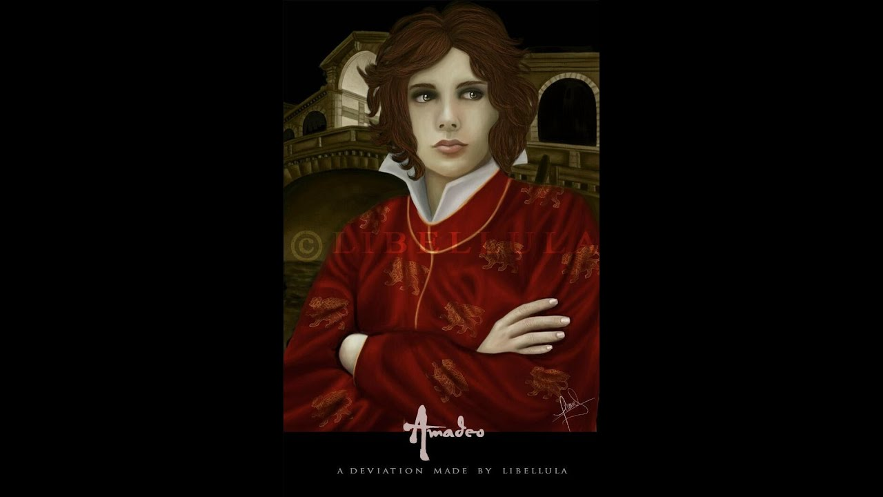 El Vampiro Armand - Anne Rice (Literatura juvenil) - YouTube