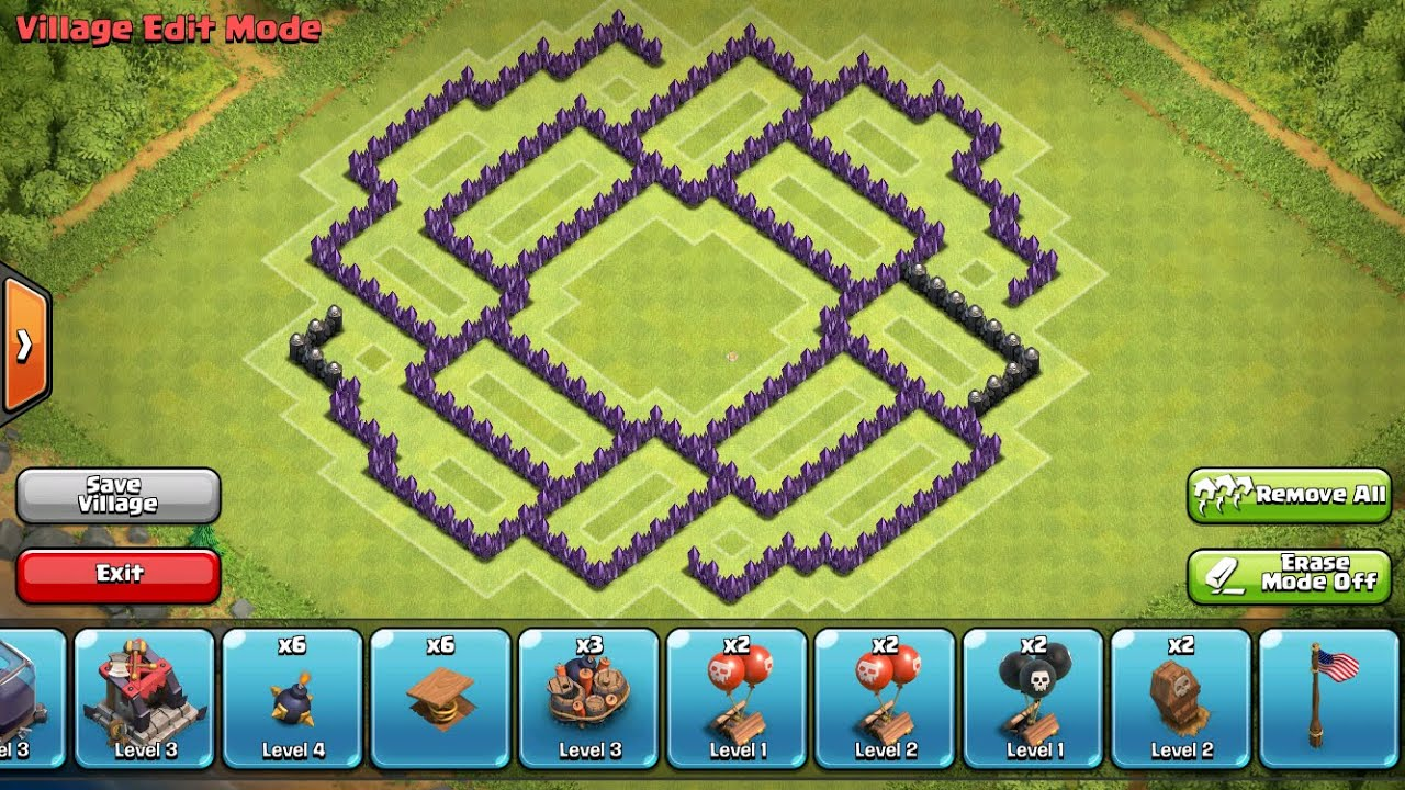 Alfa img showing gt strongest th8 war base