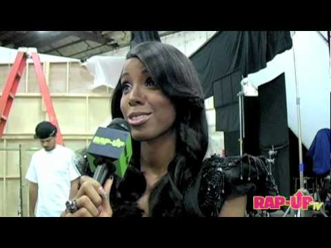 Kelly Rowland Talks New Dance Album