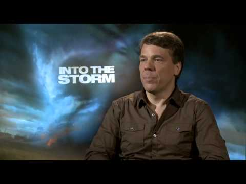 INTO THE STORM - Steven Quale Interview Part 1 Of 2