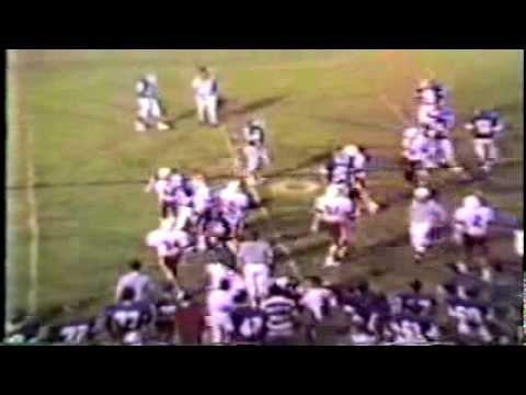 Vinita High School VHS Hornets vs Ft Gibson - 1990