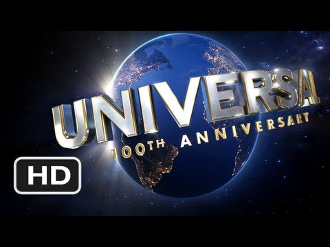 New Universal Logo - Logos Through Time - 100th Anniversary (2012) Hd video