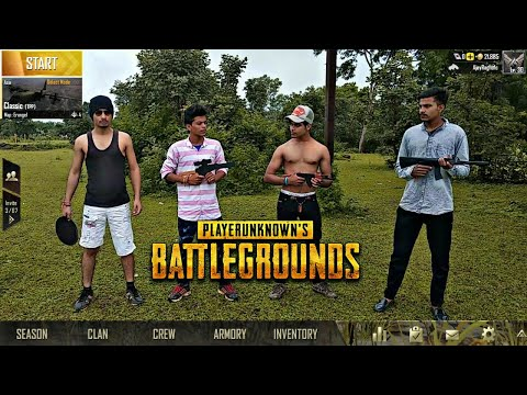 Pubg In Real Life | Indian version | Desi fukrey