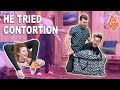 I TAUGHT RHETT AND LINK CONTORTION (GOOD MYTHICAL MORNING) MP3