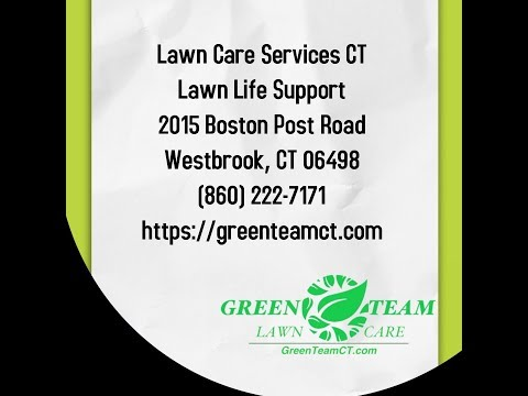 Green Team Lawn Care Mowing Service Company Madison CT