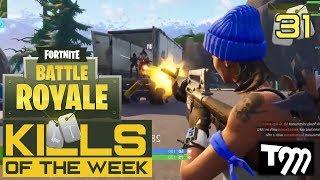 Fortnite Battle Royale - TOP 10 KILLS OF THE WEEK #31 (Best Fortnite Kills)