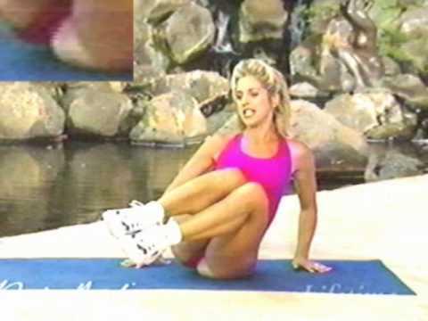 Denise Austin  / Olivia Newton John - Heart Attack