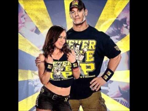 John Cena And Aj Lee K...