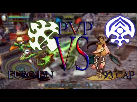 Dragon Nest.PvP. Wind Walker vs Soul Eater. Повелительница ветра vs Похитительница душ. [Euro DN 93]