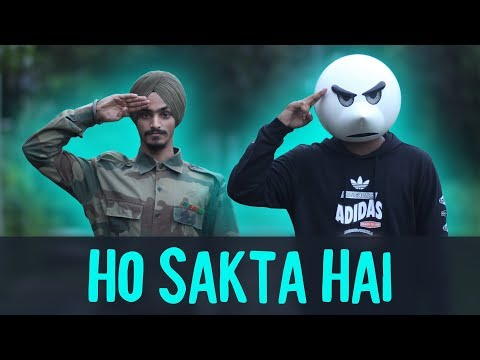 HO SAKTA HAI | ANGRY PRASH (OFFICIAL MUSIC VIDEO)