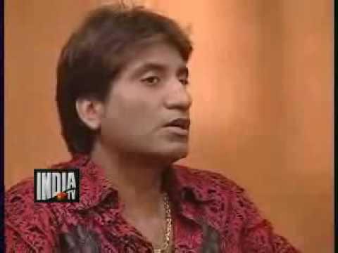 Raju Srivastav 8 (interview) video