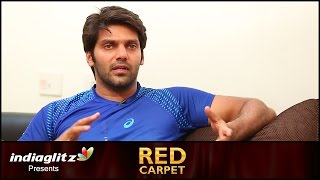 Arya Interview : More Than Me, Santhanam Creates More Impact | Red Carpet by Sreedhar Pillai | VSOP