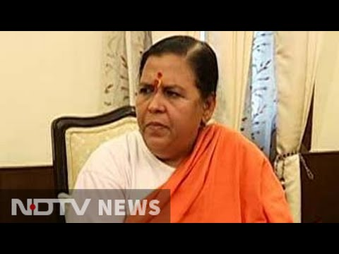 Uma Bharti on UP polls and why she can't think beyond Ganga