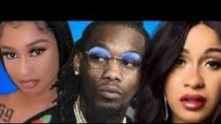 Why People are Wifey(Not Wife) & My Man(Not Husband) The #Offset & #CardiB Story