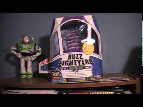Toy Story Collection: Buzz Lightyear Review