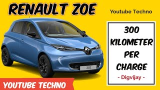 Renault zoe electric car in india || Renault Zoe - Is it Good? || Electric Cars || Renault electric
