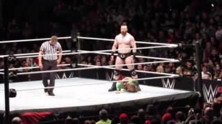Kalisto vs Sheamus (WWE Live Minneapolis) / Full Match / HD