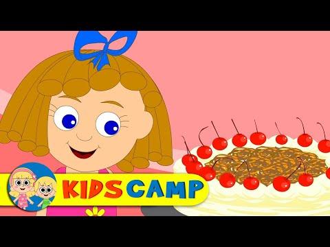 Pat A Cake - Nursery Rhyme