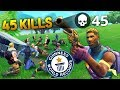 45 KILLS WORLD RECORD IN 10s..!!!  Fortnite Funny and Best Moments Ep.98 (Fortnite Battle Royale).mp3