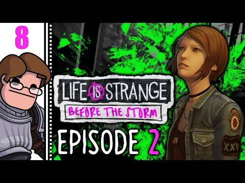 Let's Play Life Is Strange: Before the Storm Part 8 - Episode 2: Brave New World