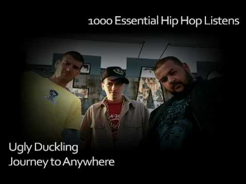 Ugly Duckling - Journey to Anywhere - #715 - 1000 Essential Hip Hop Listens