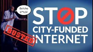 ISP Caught Funding Astroturf Campaign Against Public Broadband