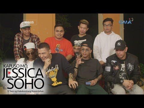 Kapuso Mo, Jessica Soho: World, meet Ex Battalion!