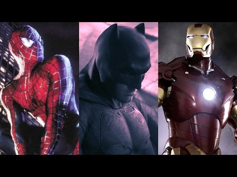 7 Best Superhero Costume Reveals