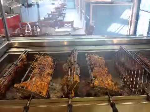 Nevada Grelhaco Quot Rotativas Quot Rotating Spits Charcoal Grill
