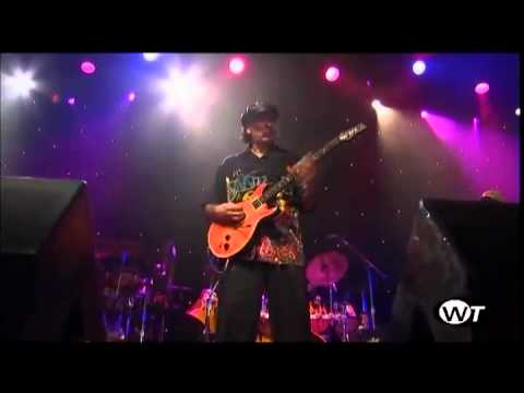 Shape Shifter Carlos Santana Fillmore High