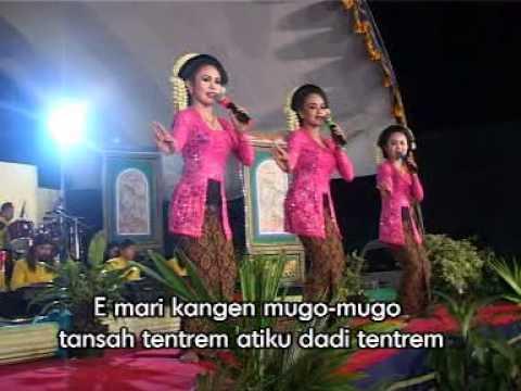 Sangga Buana Gambyong Mari Kangen video