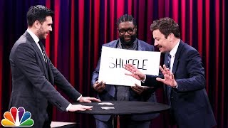 Download Lagu Magician Dan White Freaks Out Jimmy and Questlove with a Time Traveling Card Trick Gratis STAFABAND