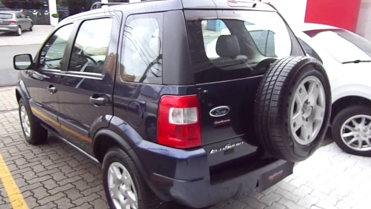 Ford Ecosport Xlt 2 0 16v 2004