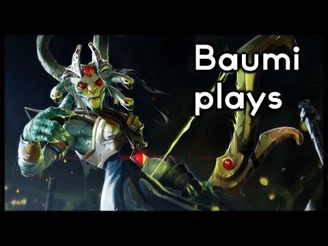 Dota 2 | DIVINE CLASS!! | Baumi plays Medusa