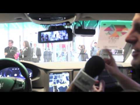 QNX Software Interview with Alex James CES 2015