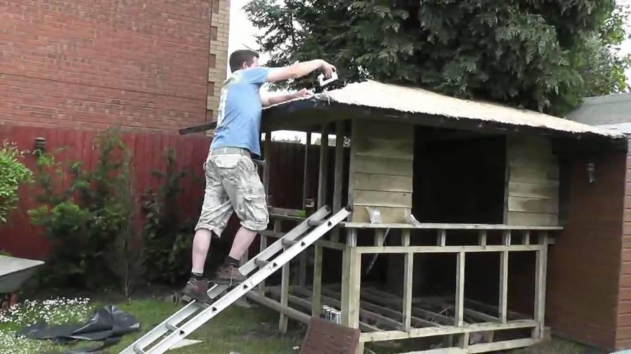 How To Make A Garden Bar Home Bar Outdoor Bar YouTube