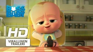 THE BOSS BABY - Virallinen traileri #2 HD - Suomeksi puhuttu